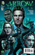 Arrow Season 2.5 Vol 1 10