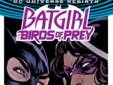 Batgirl and the Birds of Prey: Who is Oracle? (Collected)