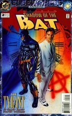 Batman - Shadow of the Bat Annual 2