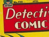 Detective Comics Vol 1 122