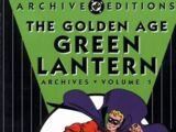The Golden Age Green Lantern Archives Vol. 1 (Collected)