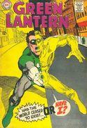 Green Lantern Vol 2 63