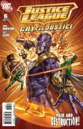 Justice League- Cry for Justice Vol 1 6