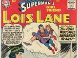 Superman's Girl Friend, Lois Lane Vol 1 7