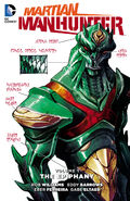 Martian Manhunter The Epiphany