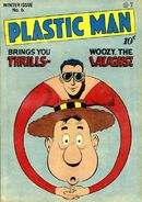 Plastic Man Vol 1 6