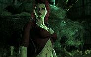 Poison Ivy Batman Arkham Asylum