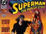 Superman: Man of Steel Vol 1 45