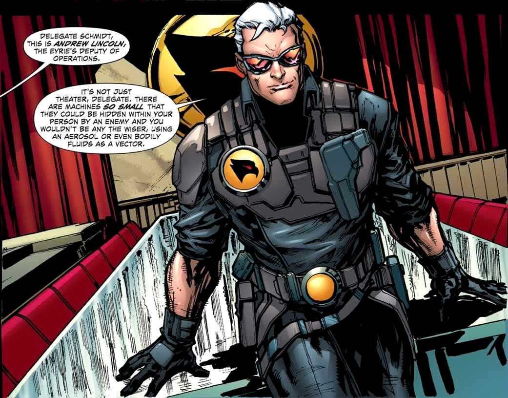 Image result for DC's Black hawk