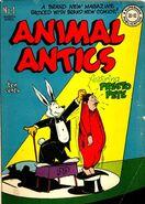 Animal Antics Vol 1 1