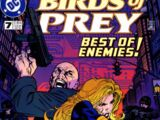 Birds of Prey Vol 1 7