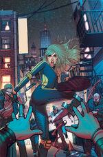 Black Canary, Dinah Drake, New 52