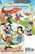 FCBD 2016 DC Superhero Girls Vol 1 1