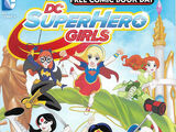 FCBD 2016 - DC Superhero Girls Vol 1 1