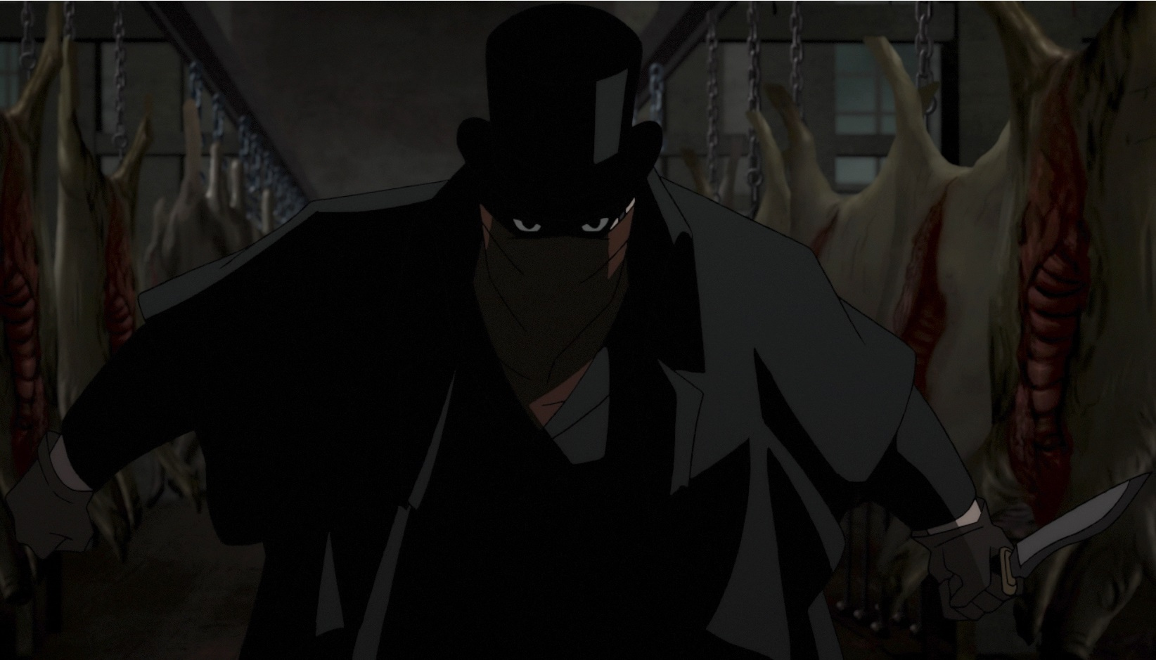 Jack The Ripper Batman Gotham By Gaslight Batman Wiki Fandom