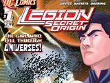 Legion: Secret Origin Vol 1 1