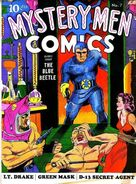 Mystery Men Comics Vol 1 7