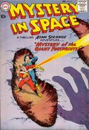 Mystery in Space 57