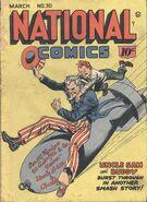 National Comics Vol 1 30