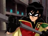 Robin (Trapped In Time)