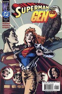 Superman Gen 13 Vol 1 1