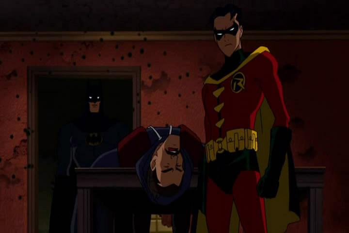Teen Jason Batman Under The Red Hood