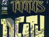 Teen Titans Vol 2 22