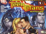 Teen Titans Annual Vol 3 1