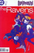 Birds of Prey The Ravens Vol 1 1