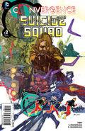 Convergence Suicide Squad Vol 1 2