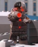 Cyborg (Lego DC Heroes) 01