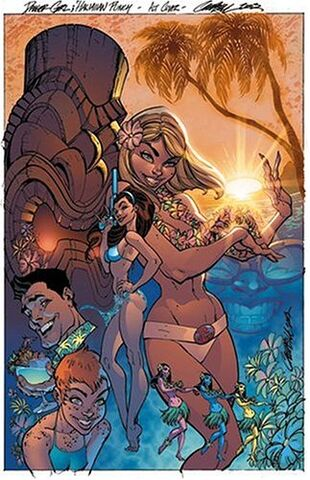 File:Danger Girl Hawaiian Punch Textless Campbell Cover.jpg