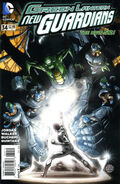 Green Lantern New Guardians Vol 1 34