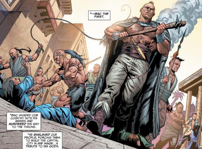 Ibac (disambiguation) | DC Database | Fandom