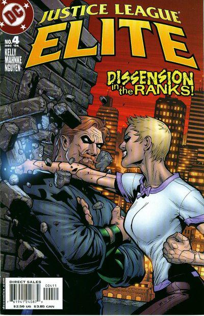 Justice League Elite Vol 1 4   DC Database   FANDOM ...