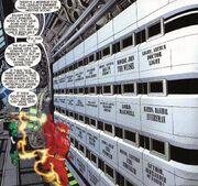 Justice League Morgue