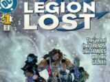 Legion Lost Vol 1