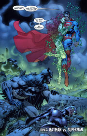 Poison Ivy controls Superman