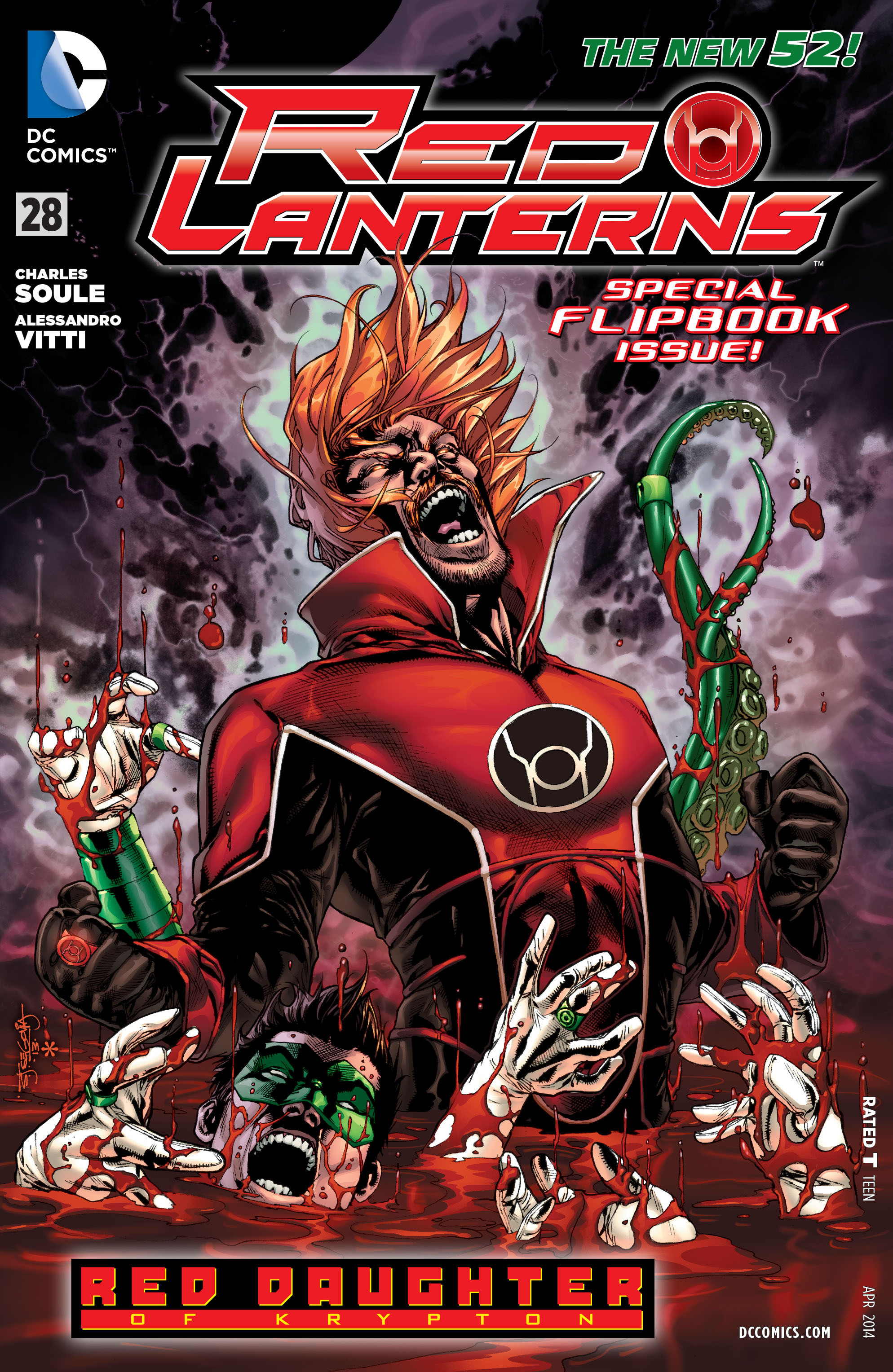 red lanterns vol 1 28 dc database fandom powered by wikia