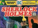 Sherlock Holmes Vol 1