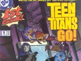 Teen Titans Go! Vol 1 1