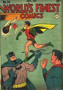 World's Finest Comics 24