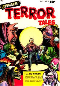 Beware Terror Tales Vol 1 1