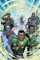 Green Lantern Corps Vol 3 18 Textless