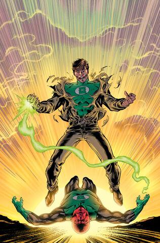 File:Green Lantern Emerald Dawn Textless 2nd Printing.jpg