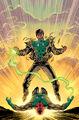 Green Lantern Emerald Dawn Textless 2nd Printing