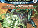 Hal Jordan and the Green Lantern Corps Vol 1 20