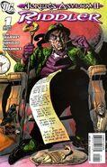 Joker's Asylum Riddler 1