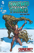 Swamp Thing Vol 5 28