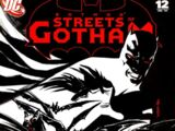 Batman: Streets of Gotham Vol 1 12